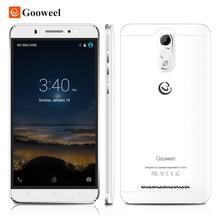 Freies fall gooweel m3 handy 6,0 zoll ips-bildschirm mtk6580 quad core smartphone 8MP + 5MP GPS 1 GB RAM 8 GB ROM 3G Zelle telefon