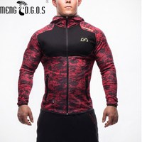 New Brand Muscle Brothers Fitness Brothers 2017 Men S Hoodie Spring And Autumn Fitness Camouflage Shirt