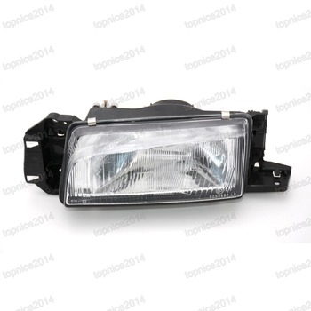 Front Bumper Headlight Headlamp Head Light Lamp Left Side 216-1122L For Mazda 323 BG 1989-1991