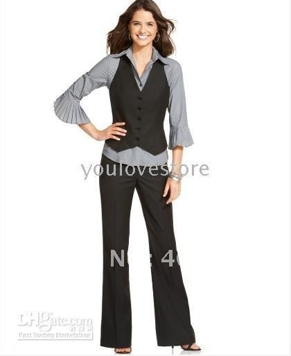 Brilliant Womens Pants And Vest Suit With Model Creativity In South Africa U2013 Playzoa.com
