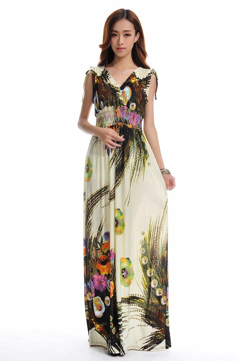 Aliexpress.com : Buy Summer dress 2017 Beach Dress Long ...