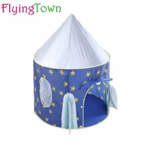 FlyingTown Portable Children Kids PlayTents Outdoor Garden Folding Toy Tent Pop Up Kids Girl Princess Castle Outdoor Kids Tent