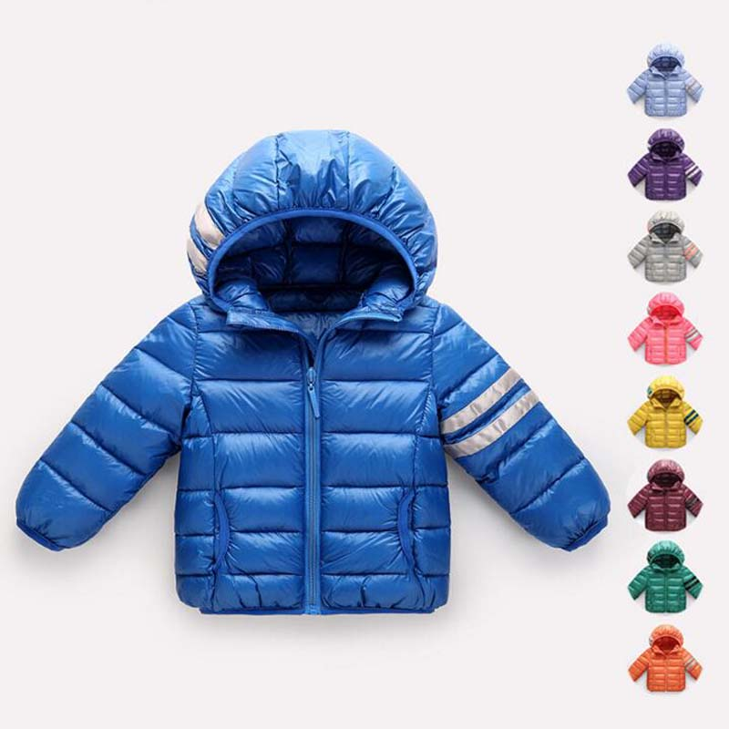 Ultralight Child White Duck Down Jackets Boys Girls Down Coats Casual kids autumn winter outwear hooded girls outdoor ski jacket 2016 new brand child girls winter white duck down jackets coats thick hooded outwar waistband kids girls warm down jacket parkas