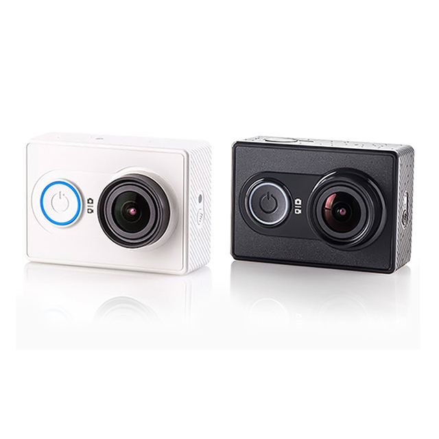 International Version Yi 1080P Action Camera Xiaoyi Ambarella A7 Bluetooth Yi 2K WIFI Sport Camera With Waterproof Case 1
