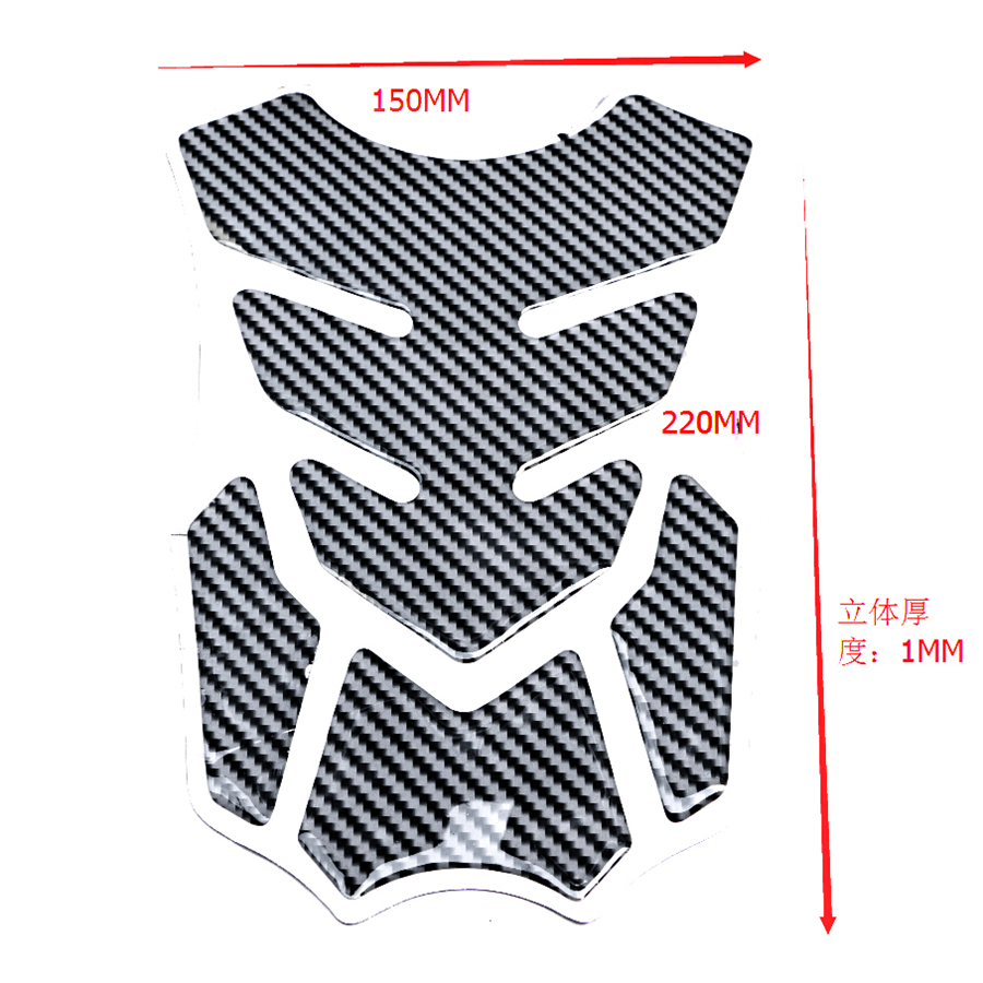 Fit For Ninja 300 250 Ninja 650 ZX 250R H2R H2 EX Fuel Tank Decals Pad Gas Cap Sticker Protector