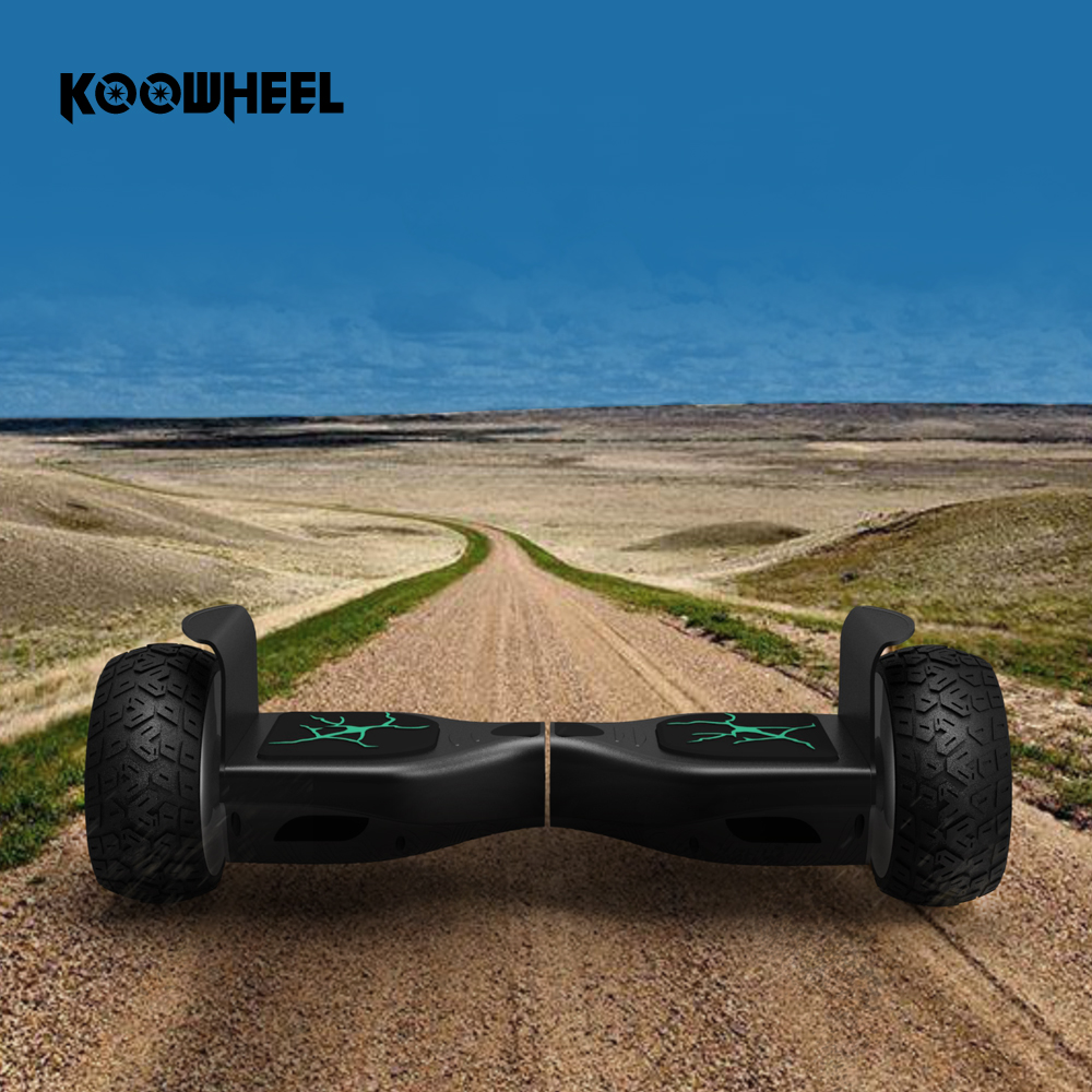 Koowheel All Terrain 8 5 Hoverboard Self Balance Scooter Hover Board Electric Scooter Tough Road Condition