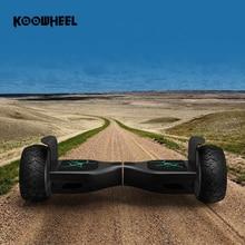 Koowheel All-Terrain 8,5 «ХОВЕРБОРДА самостоятельно баланс скутер Hover доска электрический скутер жесткие условия дороги K7