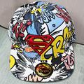 New Hot Recommended Movies Surrounding Superman Color Casual Popular Hip-Hop Cap Embroidery Fashion Baseball Hats
