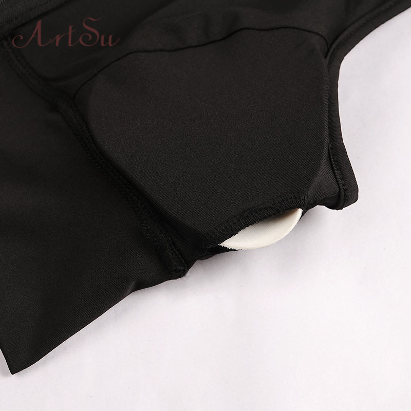 ArtSu Fashion Workout Sleeveless Crop Top Women Zipper Turtleneck Tank Tops Tees Summer Sexy Fitness Vest Top ASVE20332