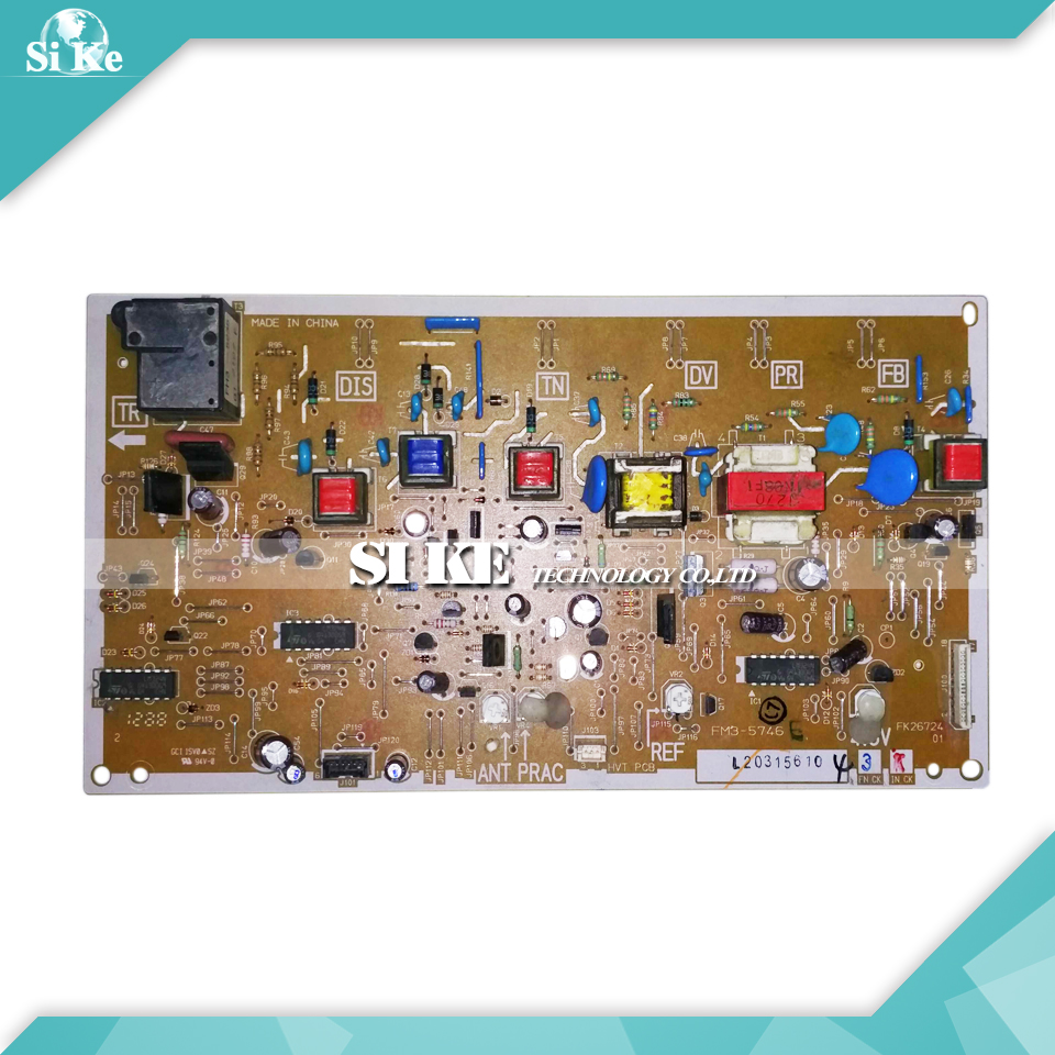 Engine Control Power Board For Canon iR 2016 2016i 2016J 2018 2018I FM3-5746 High Voltage Power Supply RM1-4039 kls s320bci m high voltage board