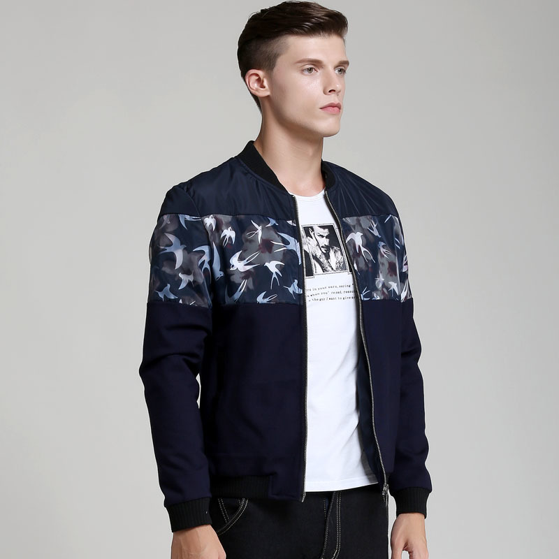 Hot Sale 2017 New Fashion Brand Jacket Men Clothes Casual 3D High ...
