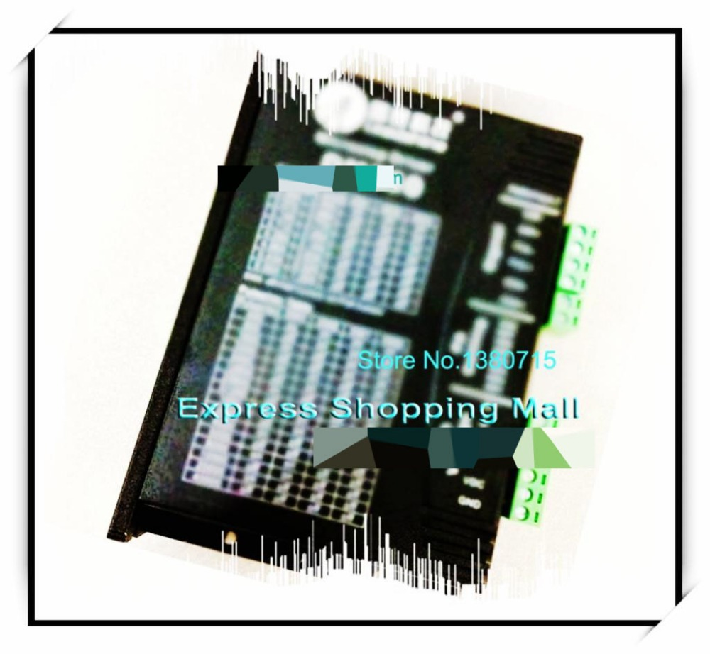 DM860 2 phase 7.2A DC18-80V Leadshine 256 Microstep driver fit 57 86 motor for CNC germany delivery free vat 4pcs dm556d 50vdc 5 6a 256 microstep high performance digital stepping motor driver