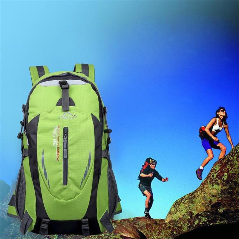 Hot Sale Nylon Black Backpack Waterproof Men's Back Pack Laptop Mochila High Quality Designer Backpacks Male Escolar S091 #3