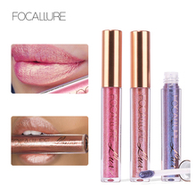Focallure Diamond lip Gloss 6 Colors Lip Paint Matte Lipstick Long Lasting Moisturizing Tint lipgloss maquiagem