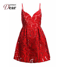 da745d2bd77cf Red Summer Dress Patterns Promotion-Shop for Promotional Red Summer ...