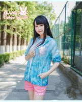 2017 New OW D Va T Shirt Summer Men S Women S Sun Protective Clothing Short
