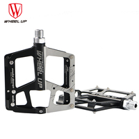 WHEEL UP New Arrival High Quality Bmx Road Mountain Bike Pedals Aluminum Superlight Bicycle Parts Bicycle