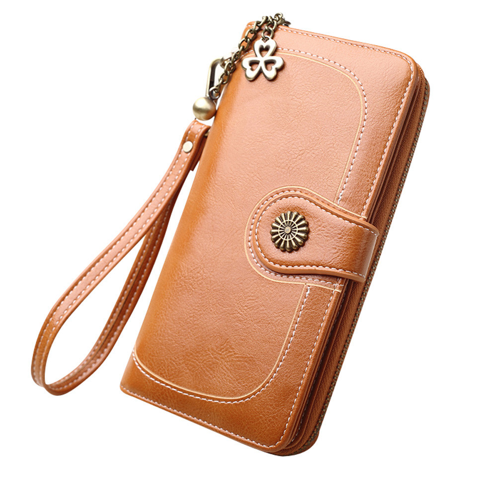 Wallet For Women Leather…