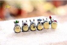 Totoro Resin Miniature Toys(12pieces/lot)