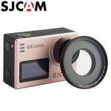Original SJCAM SJ6 Legend MC UV Lens 40.5mm Anti-Scratch Lens UV Filter Lens For SJCAM SJ6 Legend 4K Action Camera Accessories