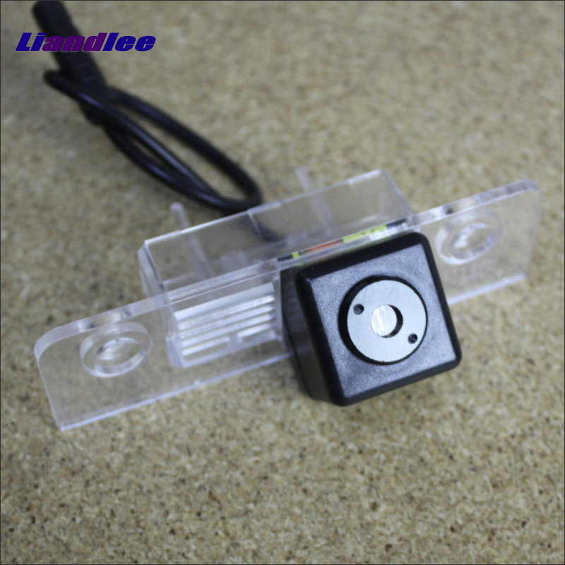 Liandlee Auto Laser Fog Light For Skoda Octavia MK1 MK2 1996~2014 Preventing Rain Fog Haze Fog Lamps Auto Truck Car Alarm car usb sd aux adapter digital music changer mp3 converter for skoda octavia 2007 2011 fits select oem radios