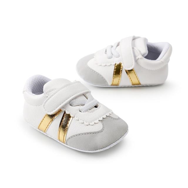 WONBO-baskets de Sport à semelle souple | Nouvelle mode pour bébés, chaussures de Sport tendance pour bébés premières marcheurs pre-marcheurs tout-petits