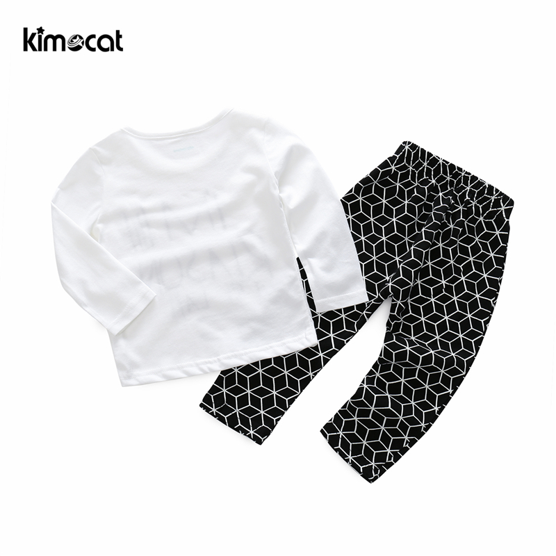 Jchen TM Clearance Baby Little Boy Letter Print Long Sleeve Tops+Striped Pants+Coat Gentleman Outfits for 0-3 Y