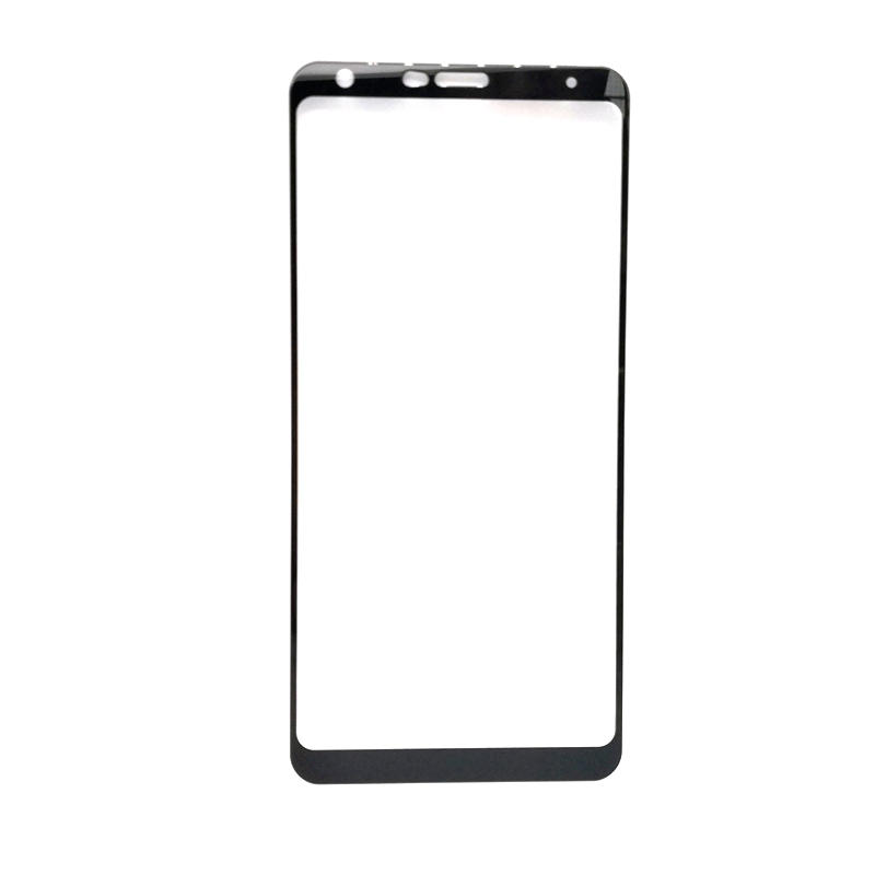 10pcs 9H Full <font><b>Screen</b></font> Tempered Glass Film <font><b>Screen</b></font> <font><b>Protector</b></font> for <font><b>LG</b></font> G7 Q7 <font><b>K11</b></font> Stylo 3 4 With Cleaning Cloth image