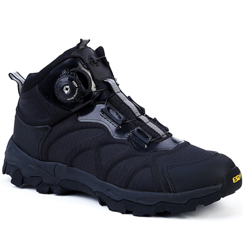 Sneakers homens sapatas do esporte dos homens tênis para caminhada ao ar livre homens rápido sistema de laço Um combate guerreiro Não-slip zapatillas hombre deportiva