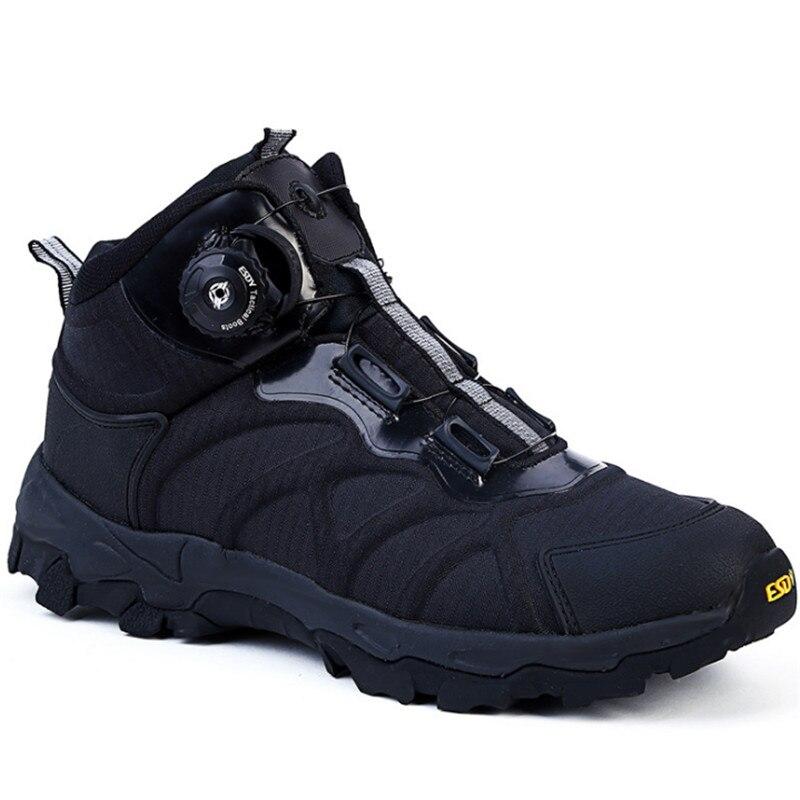 sneakers men outdoor sport shoes men hiking shoes men fast lacing system A warrior combat Non-slip zapatillas hombre deportiva