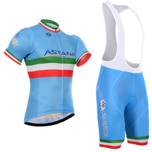 2016 Team outdoor sport ropa maillot ciclismo clothes Jersey Astana cycling clothing mtb bike bicycle jersey quick dry