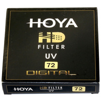 Hoya 72mm HD UV Ultra Violet Filter Digital High Definition Lens Protector For Digital SLR Lens