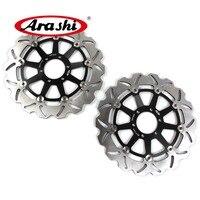 Араши для YAMAHA TZ конкурс 125 96 97CNC передний тормоз роторов диск R1 Z 250 97 TZ GP 250 96 97 XJR 400 95 00 FZR 600 08