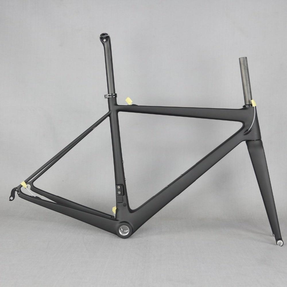 2019 Newest Frame!!carbon Road Frame Bike Parts FM686 Carbon Bicycle Frame, Super Light Frame With Zero Offset