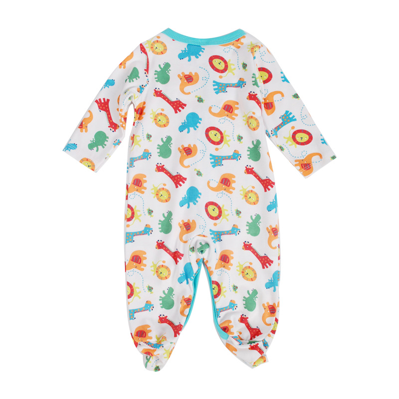 Baby Boys Girls Clothes Newborn Rompers Carton Infant Cotton Long Sleeve Jumpsuits Kids Spring Autumn Clothing Jumpsuit Romper new arrival newborn baby boy clothes long sleeve baby boys girl romper cotton infant baby rompers jumpsuits baby clothing set