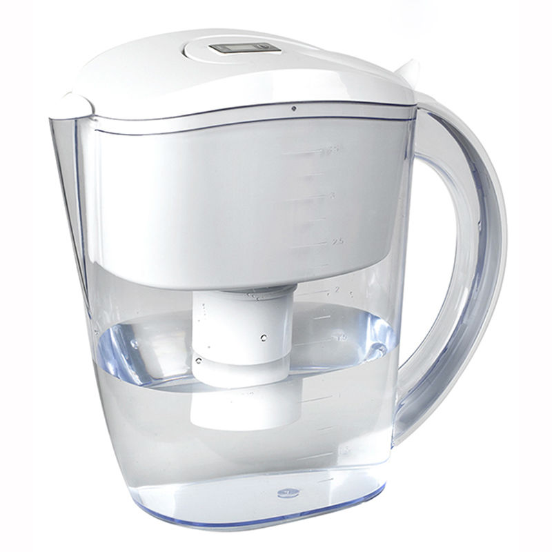 3.5 Litres Alkaline Ionizer Pitcher Water Purifier Filter Lifetime is up to 600 Litres Portable Ionizer Water Jug Pitcher3.5 Litres Alkaline Ionizer Pitcher Water Purifier Filter Lifetime is up to 600 Litres Portable Ionizer Water Jug Pitcher