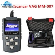 DHL Новинка года Xhorse Iscancar VAG MM-007 диагностики и технического обслуживания инструмент мощный чем SUPER VAG 3,0