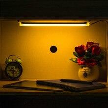 USB LED Hard Rigid Strip Bar Light 5V 30 CM Hard Strip Lamp with Switch LED Tube Lighting Bulb for Reading Room