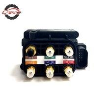エアサスペンションコントローラ Systerm 空気供給電磁弁ブロックメルセデス · ベンツ W212 2123200358 、 212 320 03 58