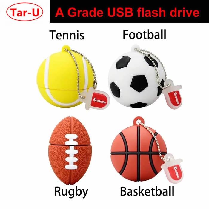 Frete Grátis  Esfera Plástica Dos Desenhos Animados 64 gb usb flash drive  32 GB memory 532784cdf0919