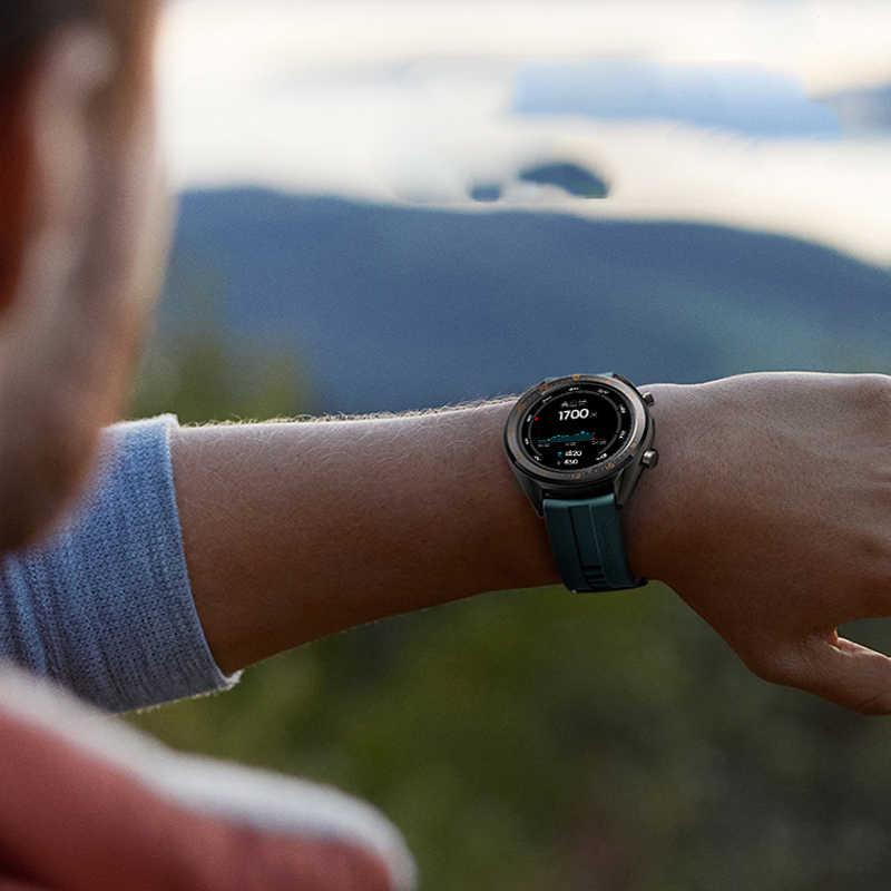 Per Huawei Orologio Gt 2 Strap Classic Samsung Galaxy Watch 46 Millimetri Amazfit Bip in Silicone 22 Millimetri Watch Band Gear S3 Frontier braccialetto