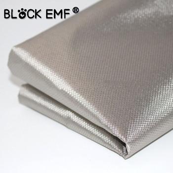 Radio frequency shielding fabric f