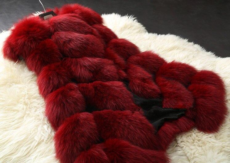 9 fur vest