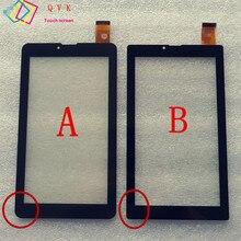 7 pulgadas negro blanco F07 P031FN10869A VER.00 pantalla táctil de tablet PC de pantalla táctil digitalizador del sensor de cristal de reemplazo