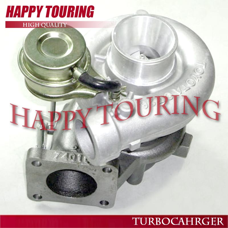 US $160 2 11% OFF|CT26 TURBO Turbocharger For Toyota Celica GT Four ST165  Engine 3SGTE 1987 1989 1720174010 17201 74010-in Turbo Chargers & Parts  from
