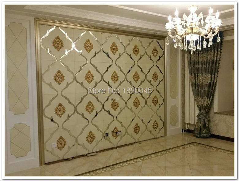 Wall Mirror Panels popular leather wall mirrors-buy cheap leather wall mirrors lots