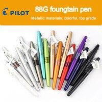 Japan Pilot FP MR1 2 3 88G Fountain Pen F M Nib Multicolor And Fashion Ink