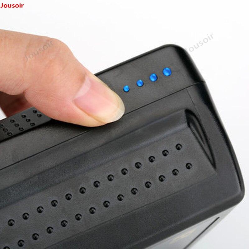 Moniteur de batterie de port de caméra professionnelle de diffusion de FB BP 190W V type baïonnette CD50 T03 - 6