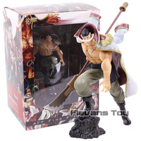 One Piece P.O.P Edward Newgate PVC Figure Statue Whitebeard Collectible Model Figurine Toy