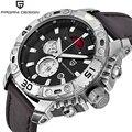 Relogio masculino 2016 pagani design chronograph reloj para hombre relojes de primeras marcas de lujo relojes deportivos hombres reloj de cuarzo reloj de pulsera masculino